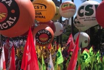 Reforma da Previdência e ataques a direitos dos trabalhadores unem centrais sindicais