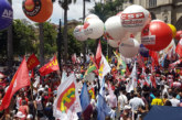 Centrais se unem no 1º de Maio contra Bolsonaro e reforma