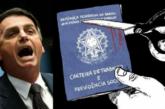 Bolsonaro estuda acabar com 13º salário, férias e FGTS dos jovens
