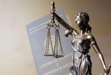 Justiça do Trabalho possui maior número de novos casos