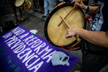 Centrais e movimentos sociais vão às ruas em defesa da Previdência em 22 de março