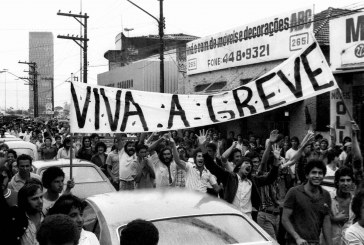 13 de março de 1979: é deflagrada a greve dos metalúrgicos do ABC, que fortalece o sindicalismo e enfraquece a ditadura militar