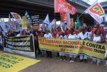 Trabalhadores ocuparam o Brasil em defesa da Previdência Pública