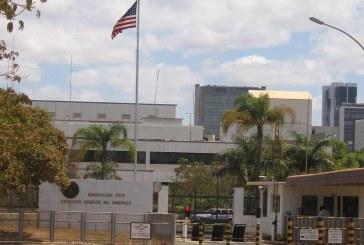 Embaixada dos EUA deve quase R$ 135 milhões à Previdência