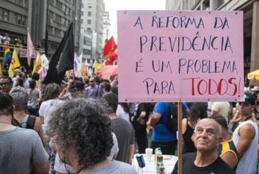 'Reformas' da Previdência e trabalhista são desmonte do Estado democrático de direito