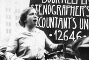 """6 de abril de 1882: nasce Rose Schneiderman, importante ativista norte-americana que ajudou a popularizar o slogan """"pão e rosas"""""""