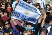 Sindicatos argentinos anunciam greve geral contra política econômica de Macri