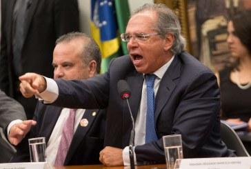 Centrais sindicais repudiam agressão de Paulo Guedes