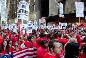 EUA: A geração millennial renova os sindicatos