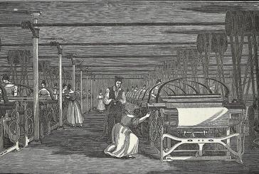 26 de maio de 1824: jovens tecelãs bloqueiam fábricas em Pawtucket, na primeira greve promovida por mulheres nos EUA