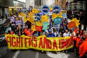 Como a luta por melhores salários está mudando a cara do sindicalismo nos EUA
