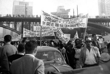 14 de maio de 1962: inicia a Greve de Perus, em São Paulo, que durou sete anos em plena ditadura militar