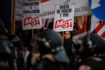 Maior greve geral contra Macri paralisa Argentina