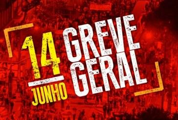 Centrais sindicais preparam greve geral contra reforma da Previdência no dia 14