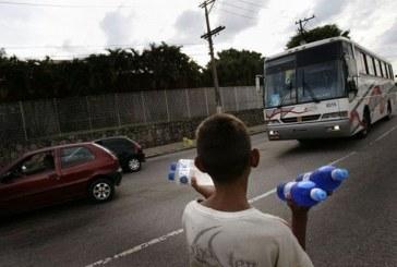 O fantasma do trabalho infantil volta a assombrar o país