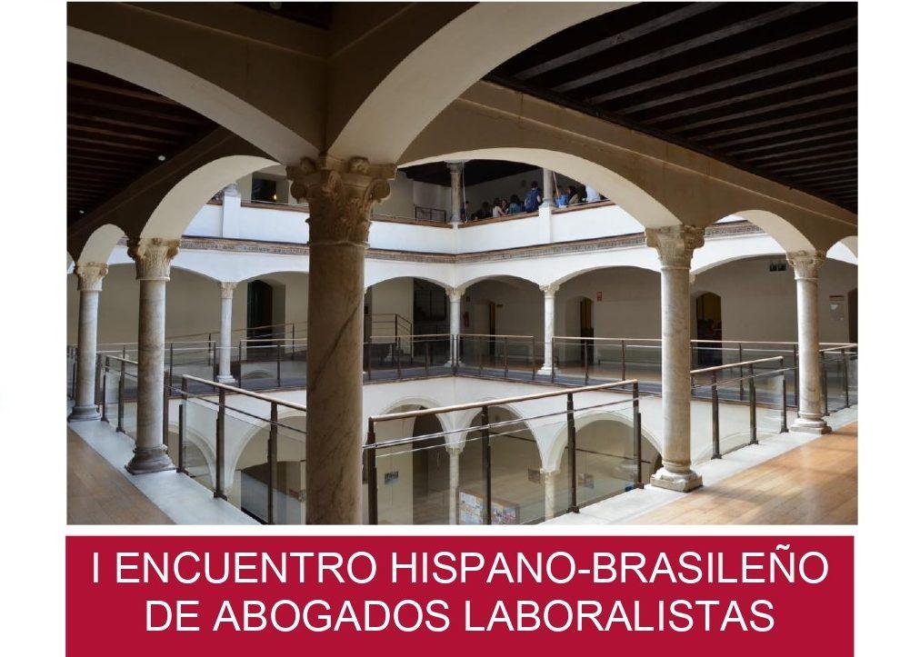 23 a 27/09/2019 – I Encontro Hispano-Brasileiro de Advogados Trabalhistas