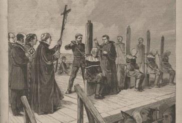 14 de julho de 1884: são executados acusados de atuar no grupo espanhol La Mano Negra, cuja existência nunca foi realmente provada