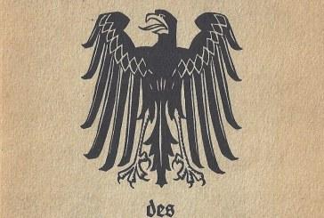 11 de agosto de 1919: a Alemanha assina a chamada Constituição de Weimar, uma das primeiras do mundo a reconhecer direitos trabalhistas