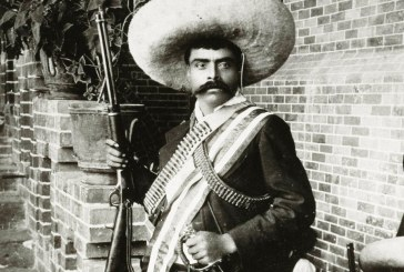 8 de agosto de 1879: nasce Emiliano Zapata, líder camponês e um dos principais revolucionários da América Latina