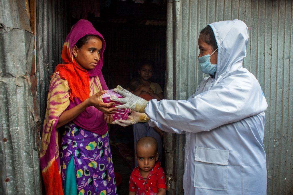 PNUD Bangladesh – coronavirus – pobreza