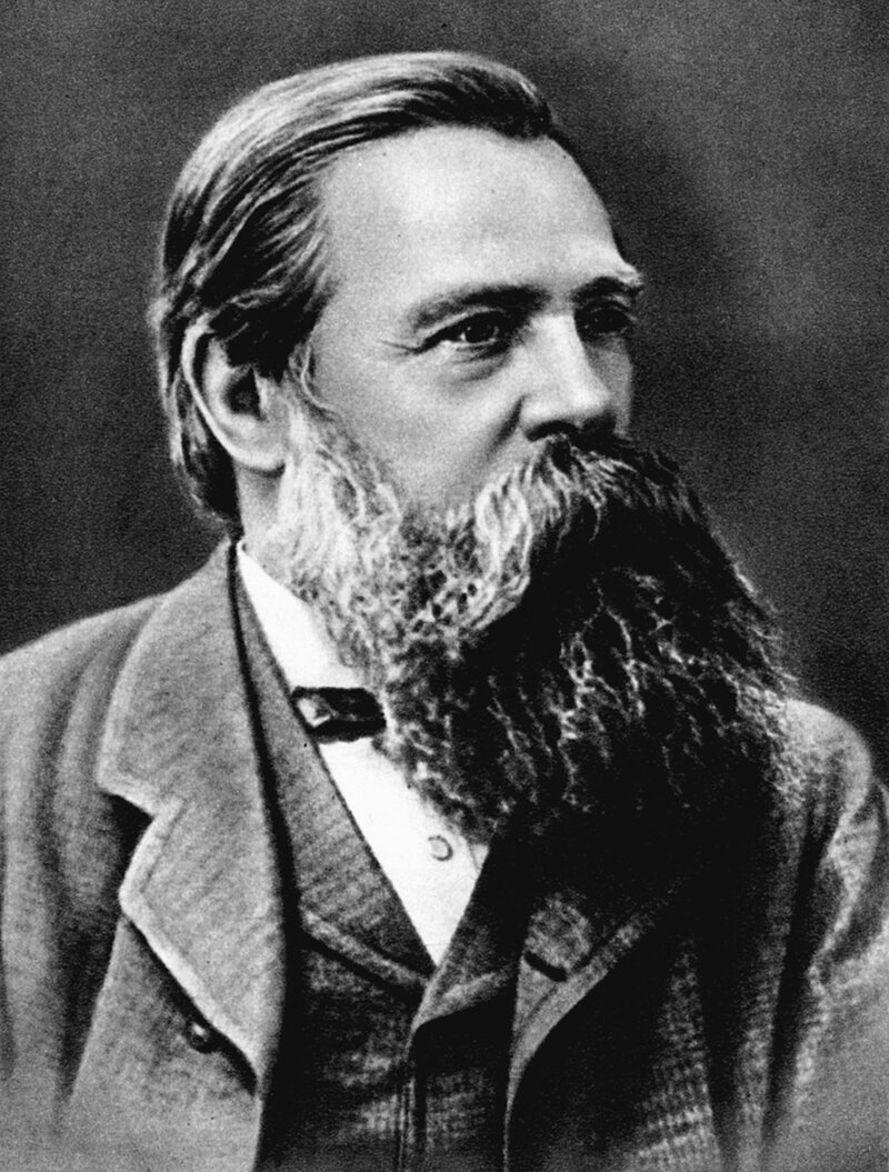 Shutterstock – Universal Images Archive – Friedrich Engels