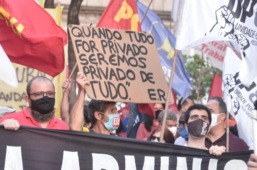 AFBNB – Manifestacao – privatizacao