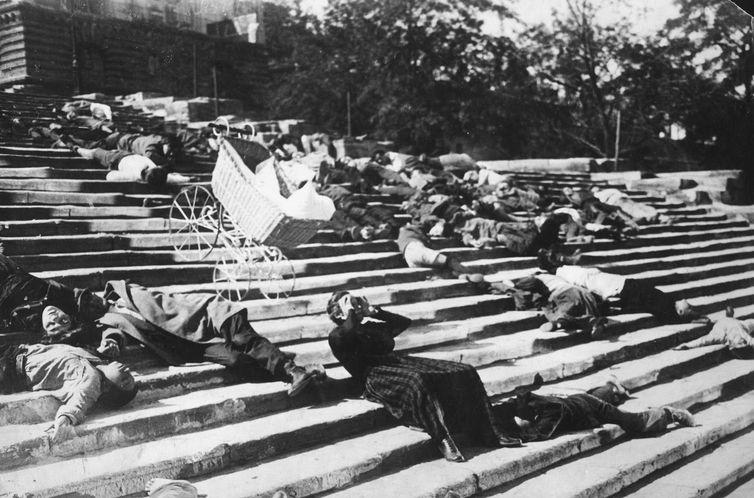 Kino – O encouraçado Potemkin – 1925